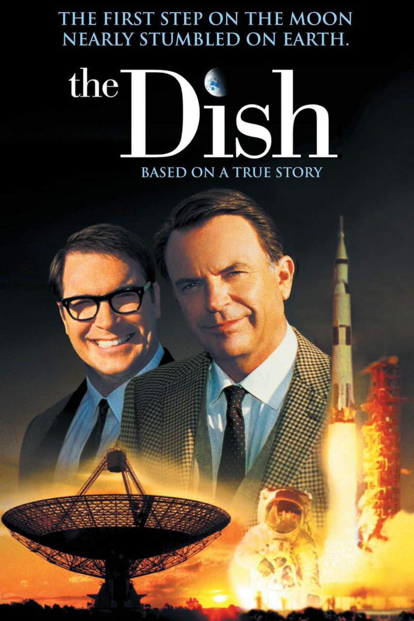 Caption: Theatrical Poster for The Dish