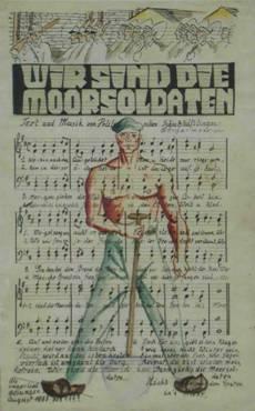 Caption: Peat Bog Soldiers / Moorsoldaten