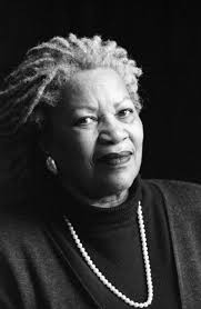Caption: Toni Morrison