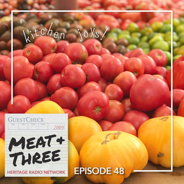 PRX » Series » Meat + Three