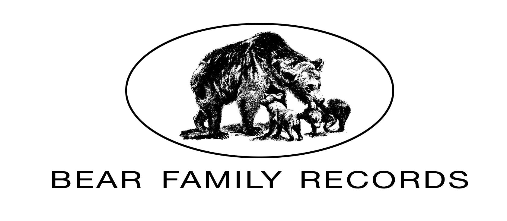 Caption: Bear Family