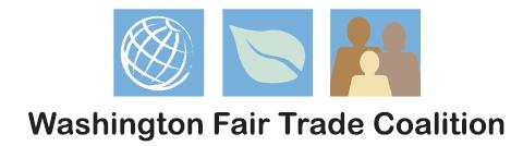 Caption: Washington Fair Trade Coalition