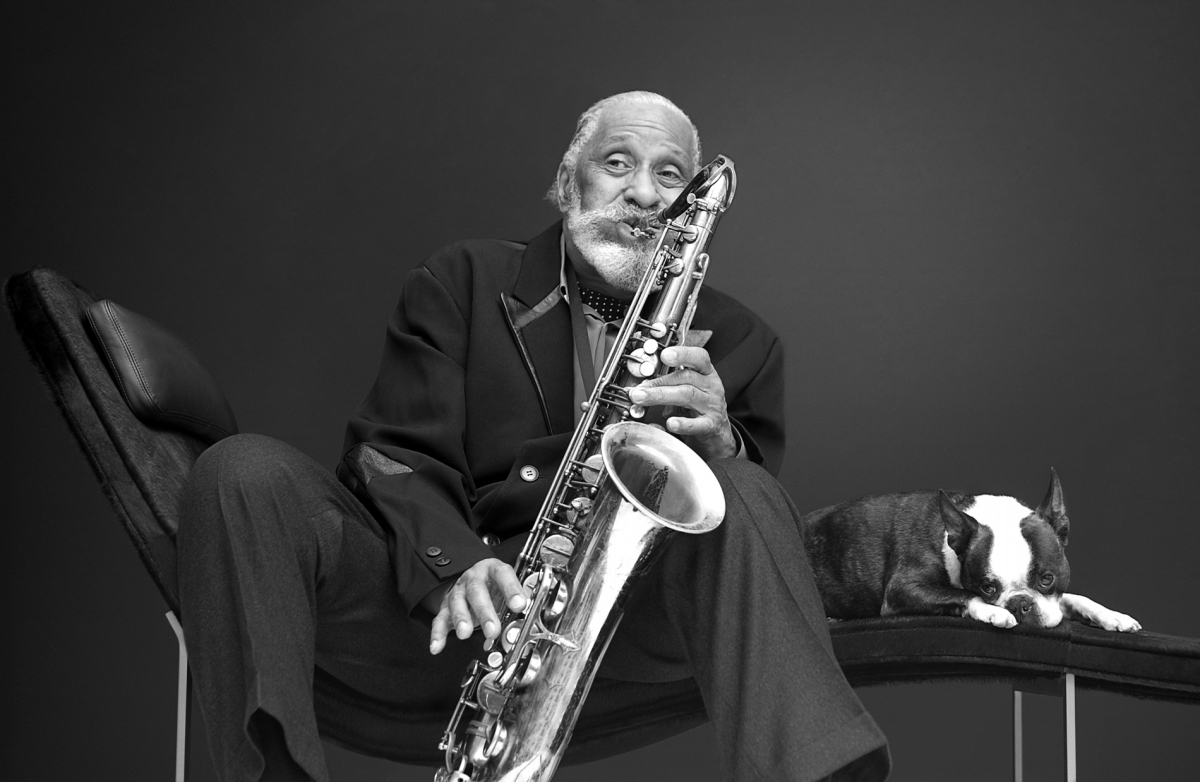 Caption: Sonny Rollins