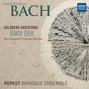 Caption: Goldberg Variations with Repast, Credit: MSR Classics