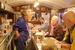 Caption: Barbara at her new Tinman Diner.