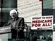 Caption: Should We Replace Private Insurance With Medicare for All?, Credit: Intelligence Squared U.S.