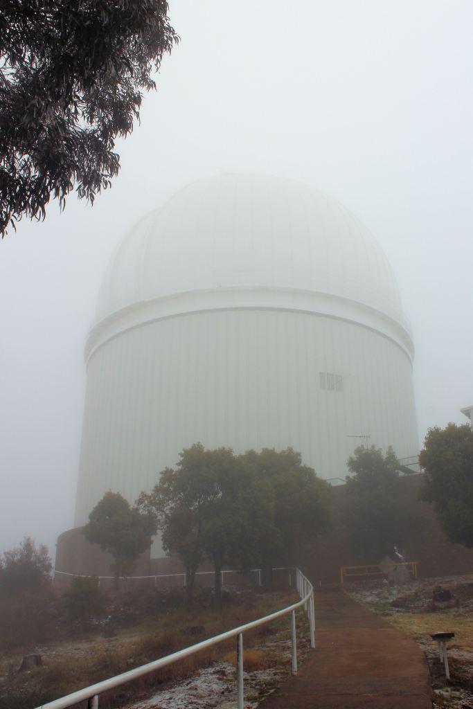 Caption: Siding Spring Observatory, Credit: www.destinationsjourney.com