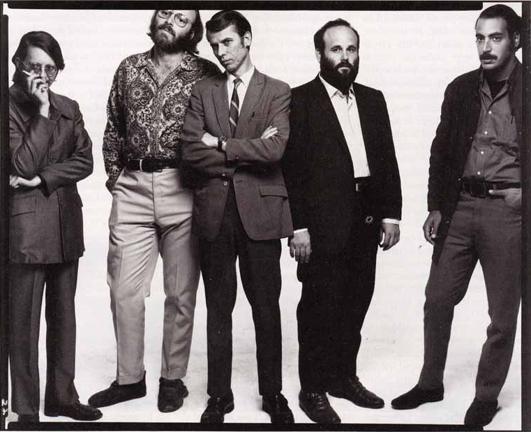 Caption: Freeform Pioneers, Credit: Richard Avedon