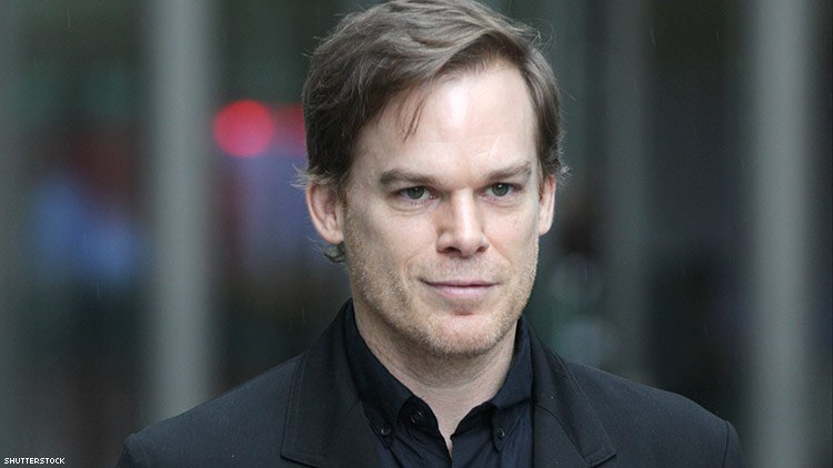 Caption: Michael C. Hall