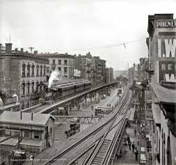 Caption: City transport c1925