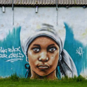 Caption: Tim Green - Bring Back Our Girls, Credit: Tim Green