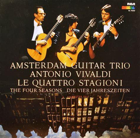 Caption: Amsterdam Guitar Trio, Credit: RCA Records