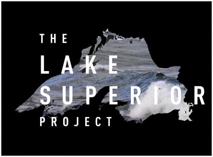 Caption: The Lake Superior Project/Logo, Credit: Lauryl Loberg