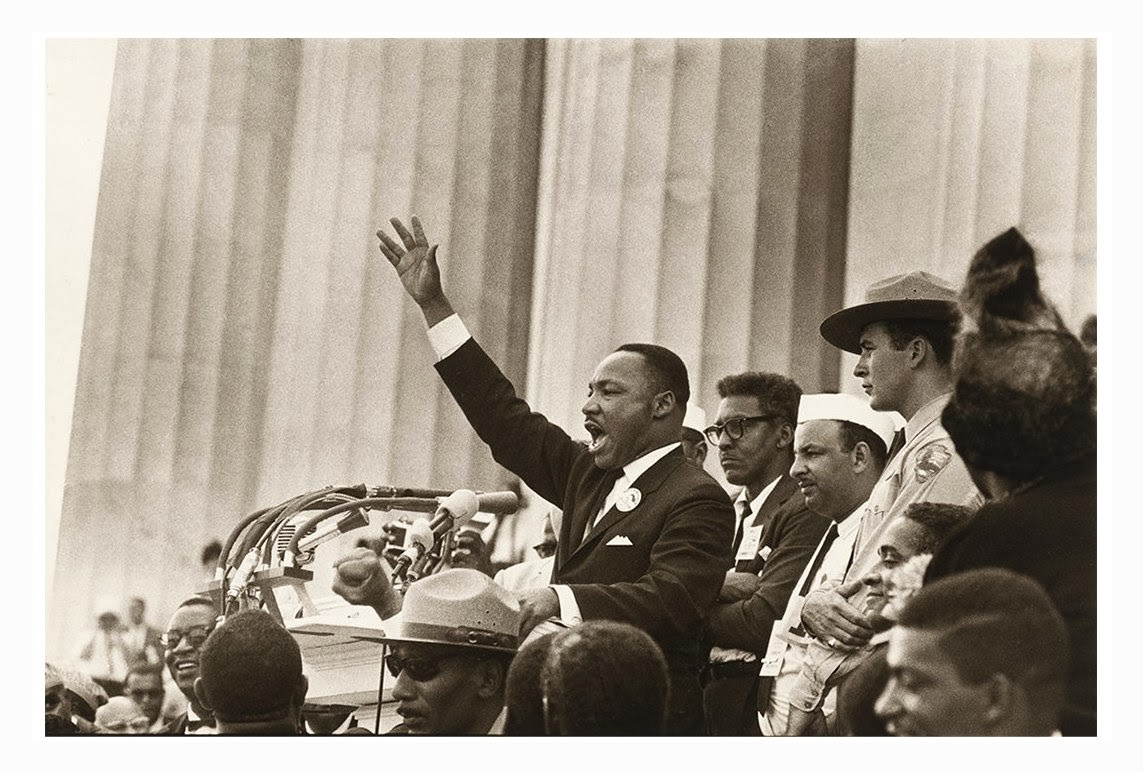 Caption: Dr. Martin Luther King, Jr.