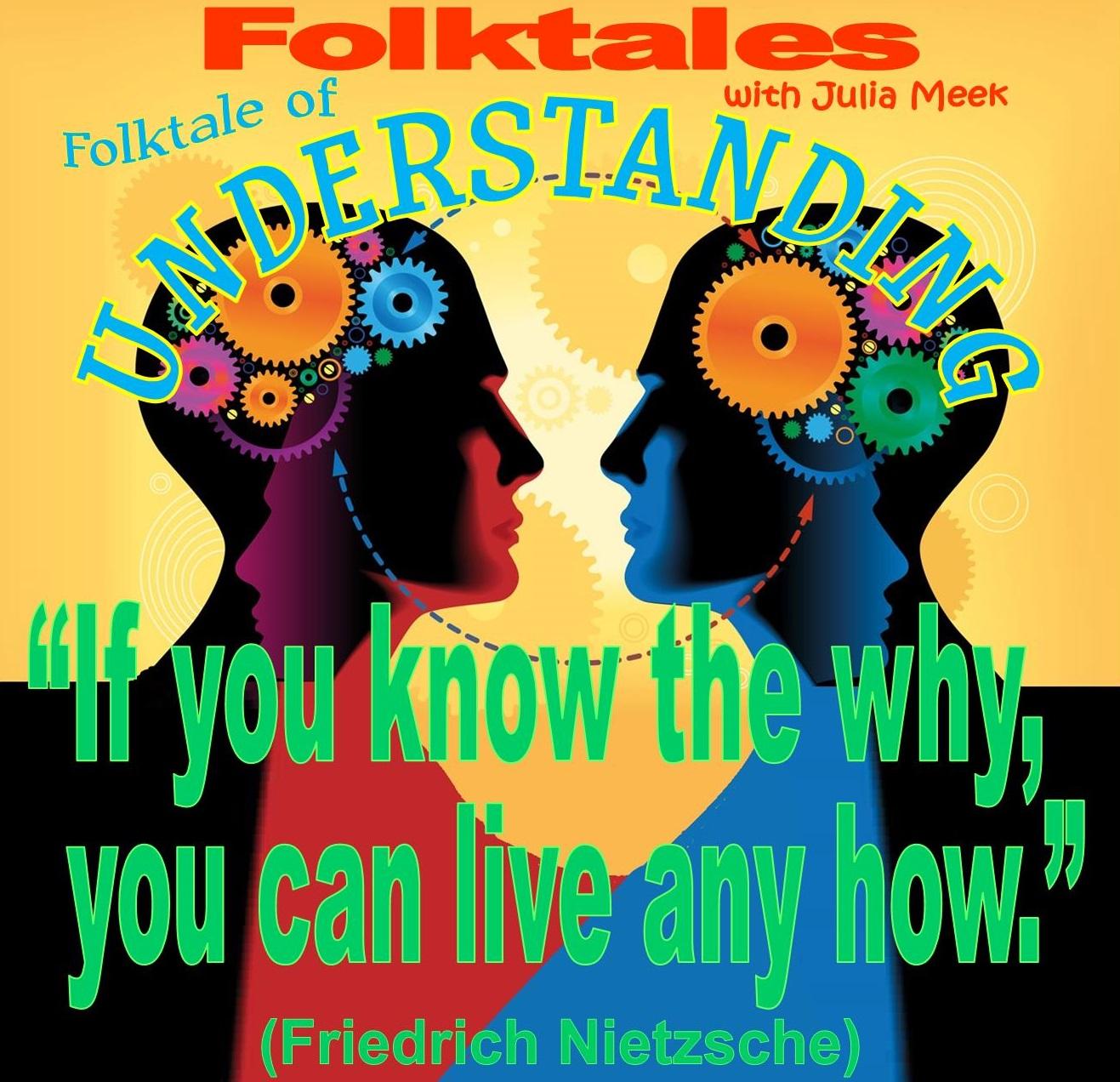 Caption: WBOI's Folktale of Understanding, Credit: Julia Meek