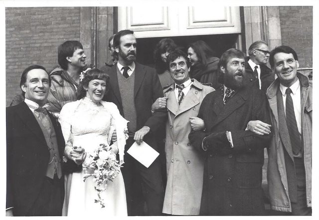 Caption: Jones Lewis Wedding