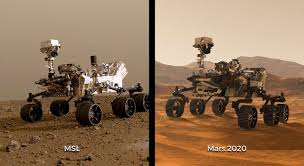 Caption: Mars 2020