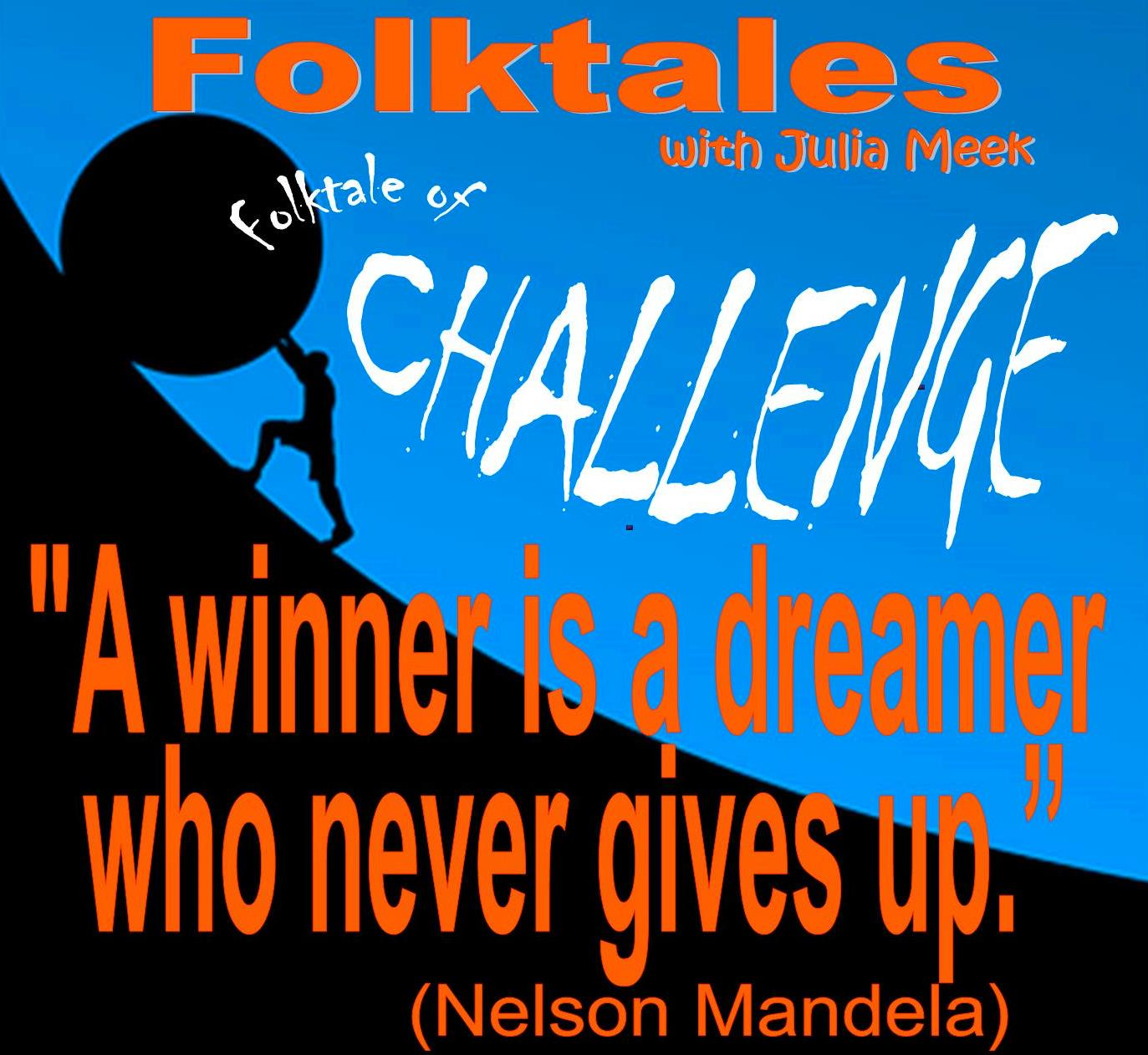 Caption: WBOI's Folktale of Challenge, Credit: Julia Meek