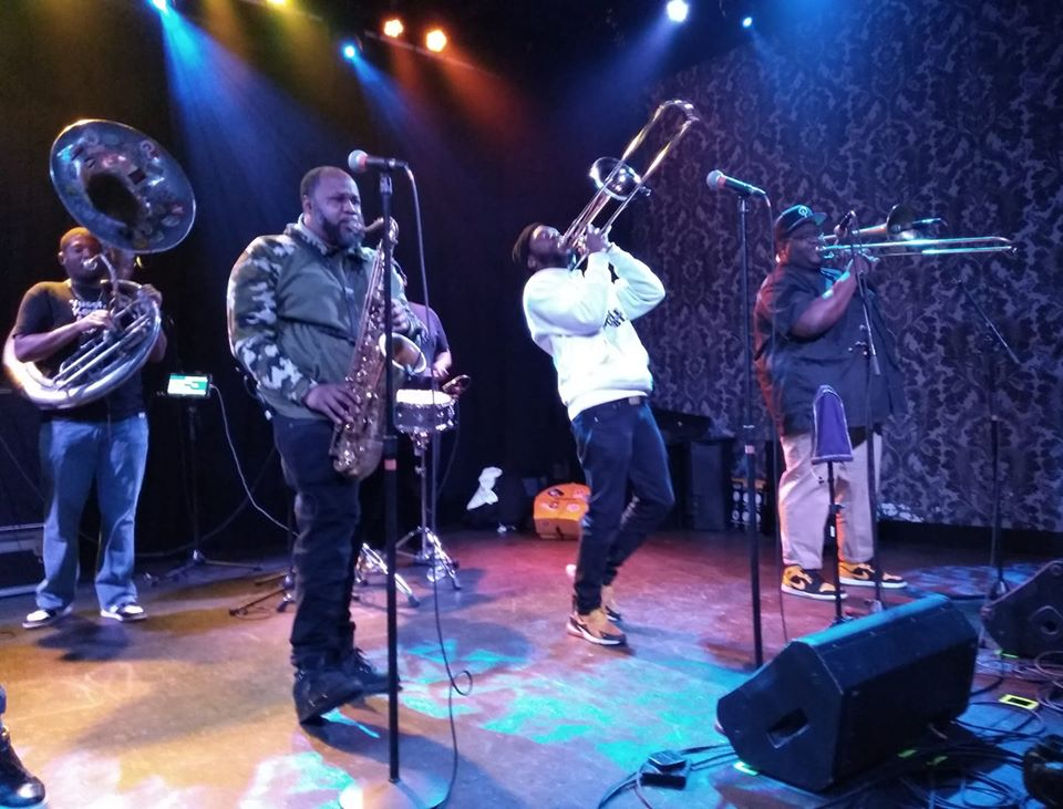 Caption: The Soul Rebels, Credit: Susan Dickson-Smith