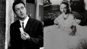 Caption: Jeremy Theobald in 'Following' / Bette Davis in 'Jezebel'