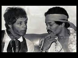Caption: Arthur Lee and Love (and some other guy)