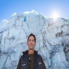 Caption: Jim White is the director of INSTAAR (Institute of Arctic and Alpine Research) and a professor of geological sciences at the University of Colorado Boulder., Credit: Jim White