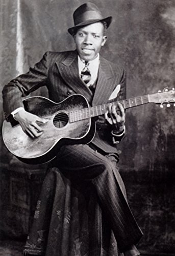 Caption: Robert Johnson
