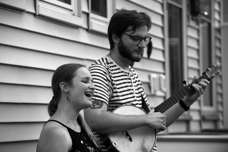 Caption: The Boston Imposters, Credit: Renee DaKona