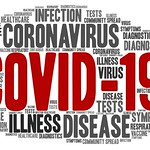 Caption: COVID 19 Word Cloud, Credit:  EpicTop10.com