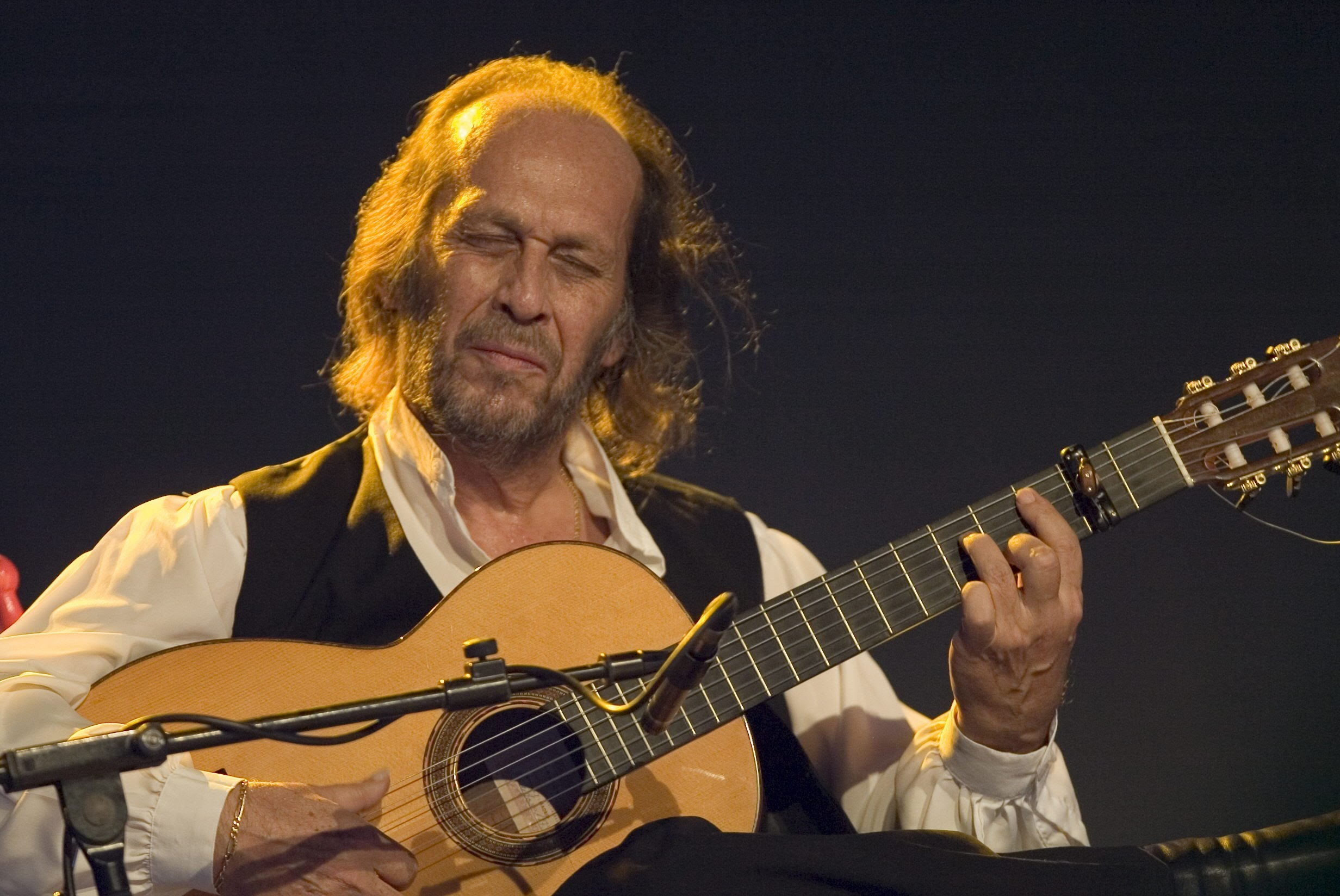 Caption: Paco De Lucia, Credit: Paco De Lucia