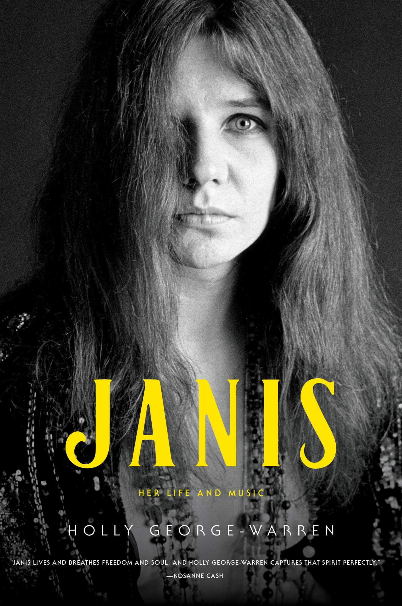 Caption: Janis: Her Life And Music by Holly George-Warren