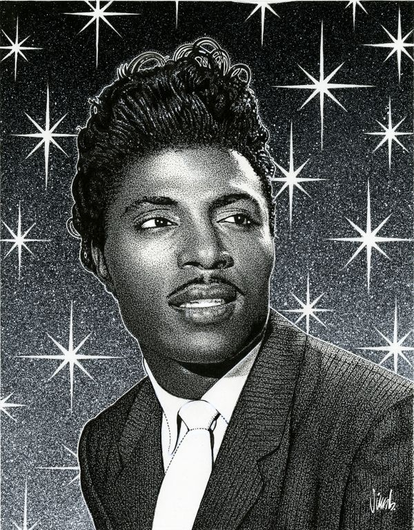 Caption: Little Richard