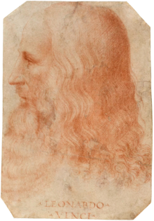 Caption: 'Portrait Of Leonardo da Vinci', Credit: Francesco Melzi