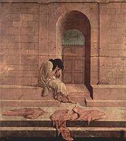 Caption: 'The Outcast', Credit: Botticelli