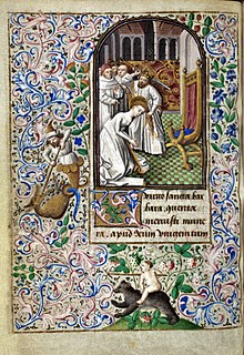 Caption: 'Book Of Hours', Credit: Jean Forquet