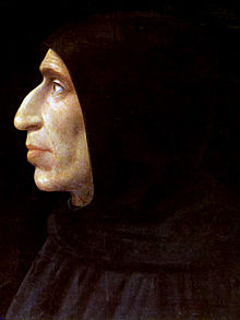 Caption: 'Girolamo Savanarola', Credit: Fra Bartolomeo
