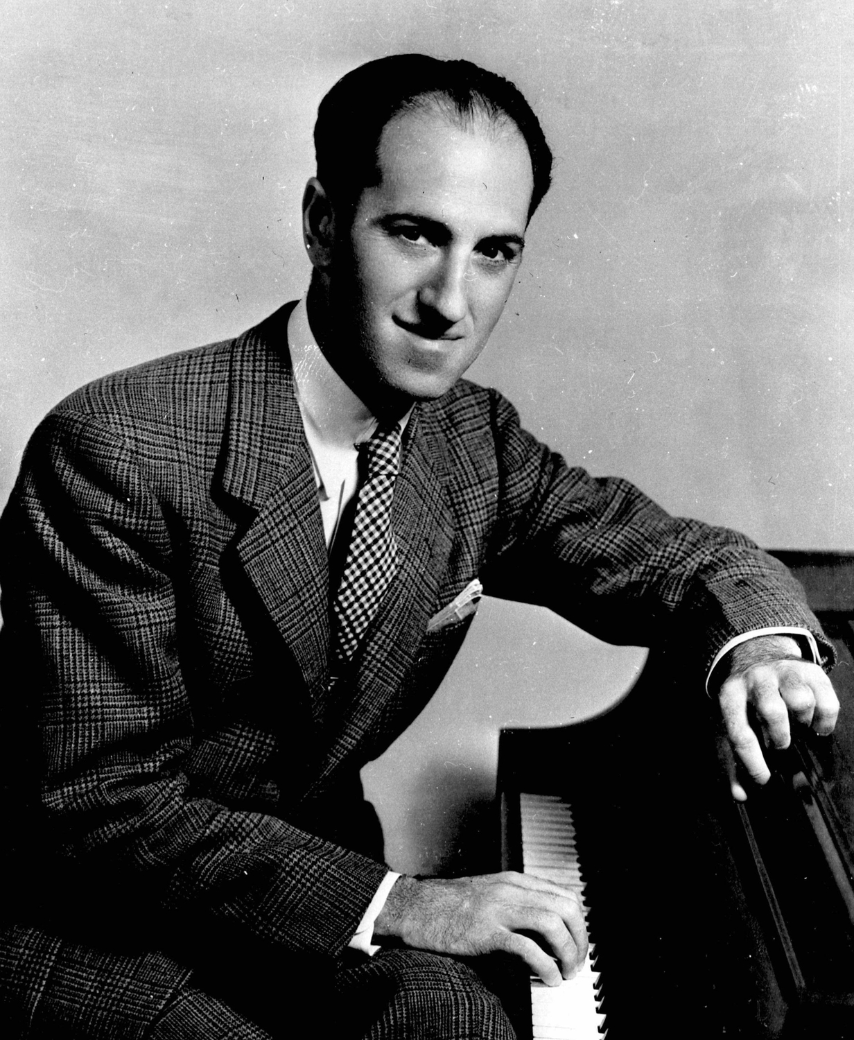 Caption: George Gershwin, Credit: George Gershwin