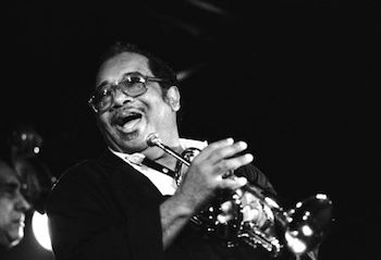 Caption: Nat Adderley