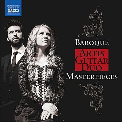 Caption: Artis Guitar Duo, Credit: Naxos