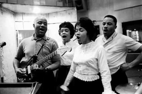 Caption: The Staple Singers
