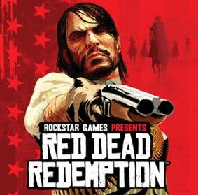 Caption: The cover art for the game Red Dead Redemption, released in 2010 by Rockstar Games, Credit: CREDIT BY SOURCE, FAIR USE: WIKIPEDIA ENTRY