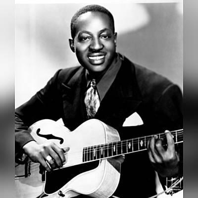 Caption: Big Bill Broonzy