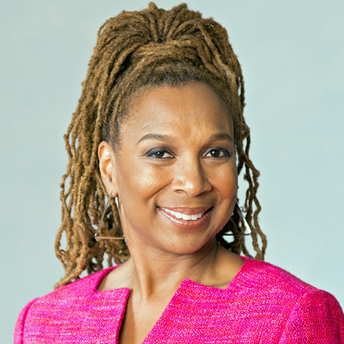 Caption: Kimberlé Crenshaw, Credit: Annabel Clark