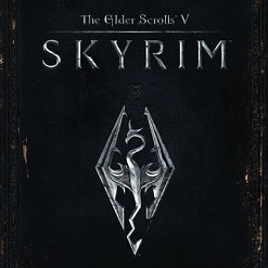 Caption: The 2011 cover art for the fantasy role-playing game The Elder Scrolls V: Skyrim., Credit: CREDIT BY SOURCE, FAIR USE: WIKIPEDIA ENTRY