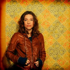 Caption: Ani DiFranco, Credit: From DiFranco's Facebook