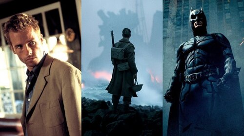Caption: The films of Christopher Nolan