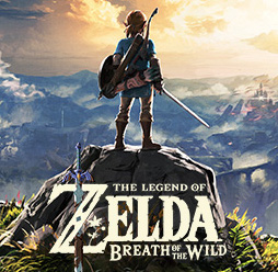 Caption: Cover art for the 2017 game The Legend of Zelda: Breath of the Wild. The original score was written by a team led by Manaka Kataoka., Credit: CREDIT BY SOURCE, FAIR USE: WIKIPEDIA ENTRY