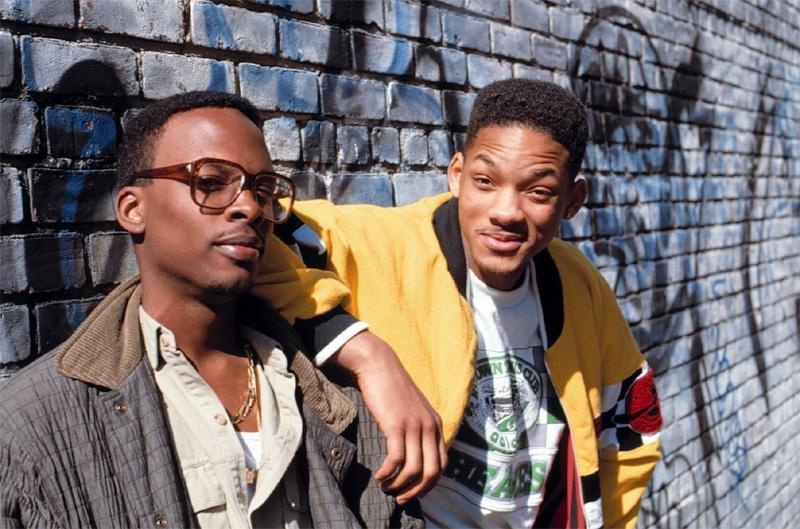 Caption: DJ Jazzy Jeff & The Fresh Prince