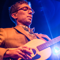 Caption: Justin Townes Earle