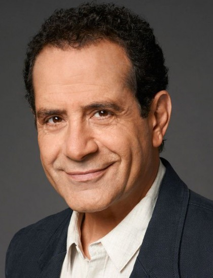Caption: Tony Shalhoub